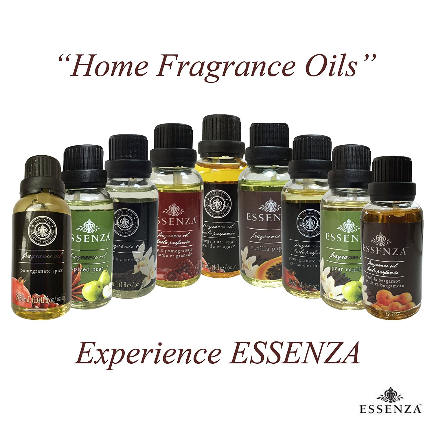 Essenza home fragrance oil variable scents best home for Best scented oils for home